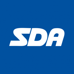 corriere sda integrato al software per spedire con corriere