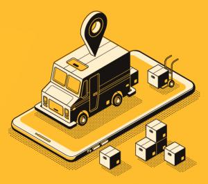 tracciare i servizi di consegna dell'azienda