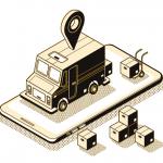 gestione servizio di consegne smartphone