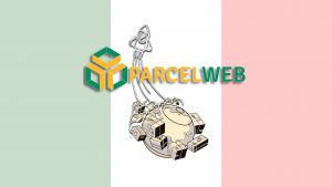 parcel web tricolore italia