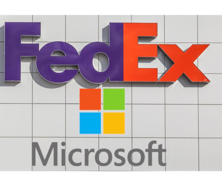 fedex microsoft