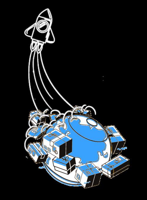 servizio software per gestire le spedizioni con corriere